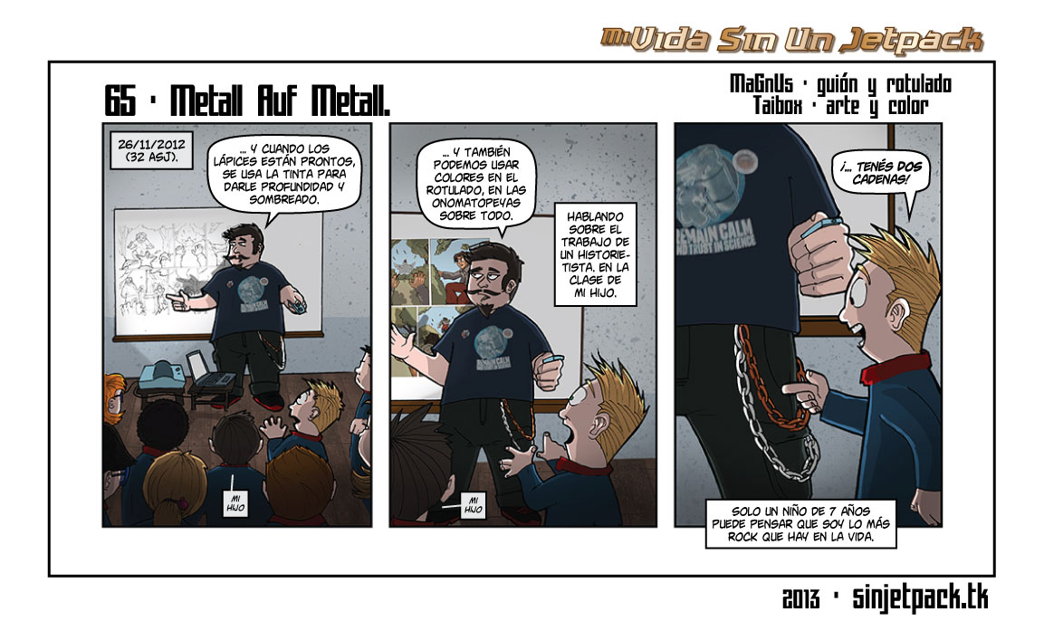 65 - Metall Auf Metall.