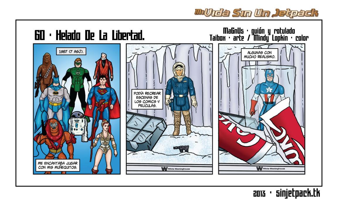 60 - Helado De La Libertad.