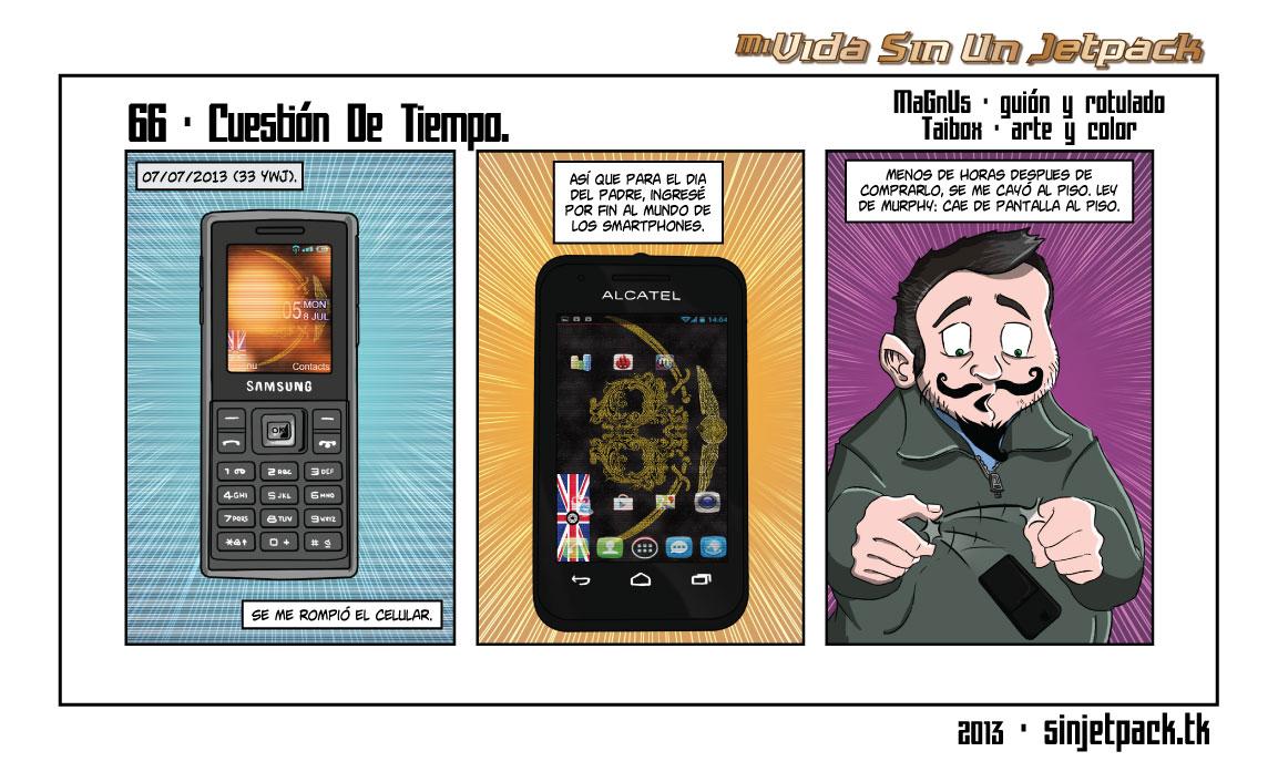 66 - Cuestión De Tiempo.