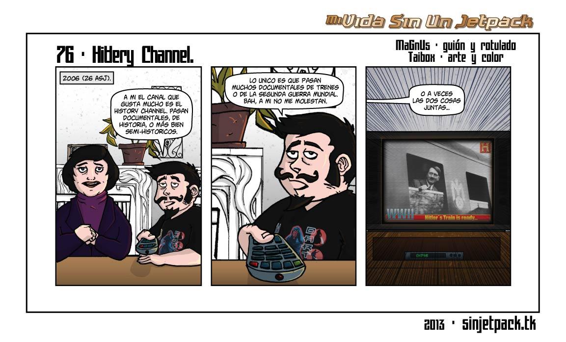 76 - Hitlery Channel.