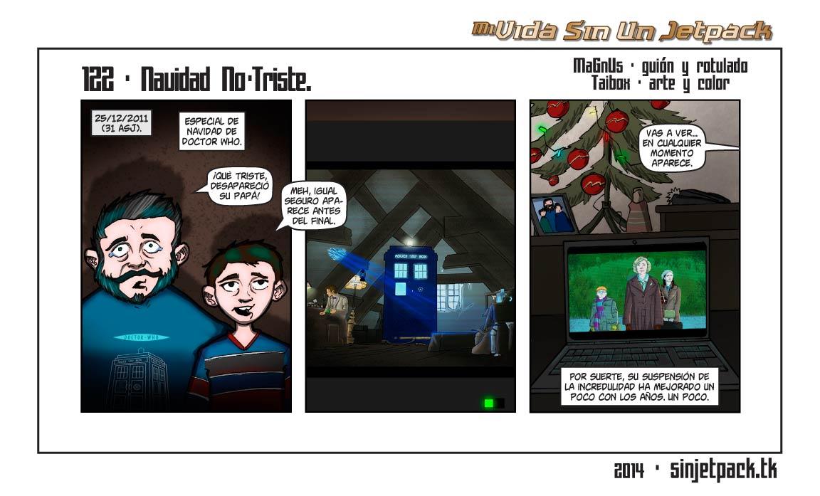 122 - Navidad No-Triste.